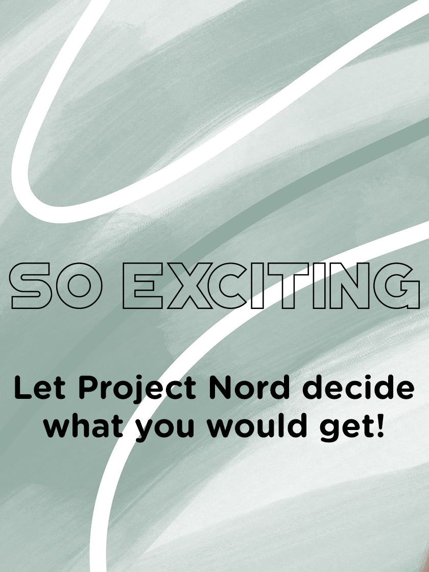 Lucky Bag with Project Nord's Bestseller Posters