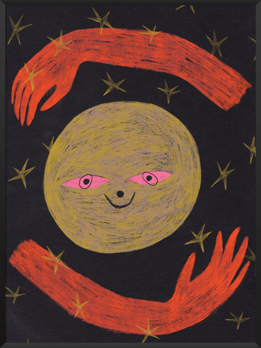 project-nord-crayon-moon-kids-room-poster-product-picture