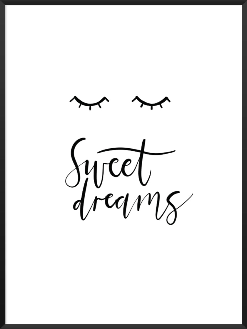 project-nord-sweet-dreams-poster-product-picture