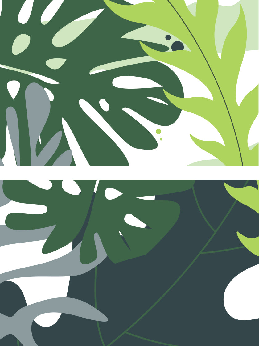 project-nord-tropical-leaves-poster-closeup