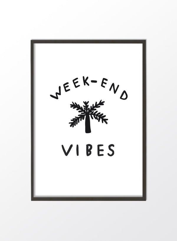 weekend-vibes-poster-project-nord-minimalist-black