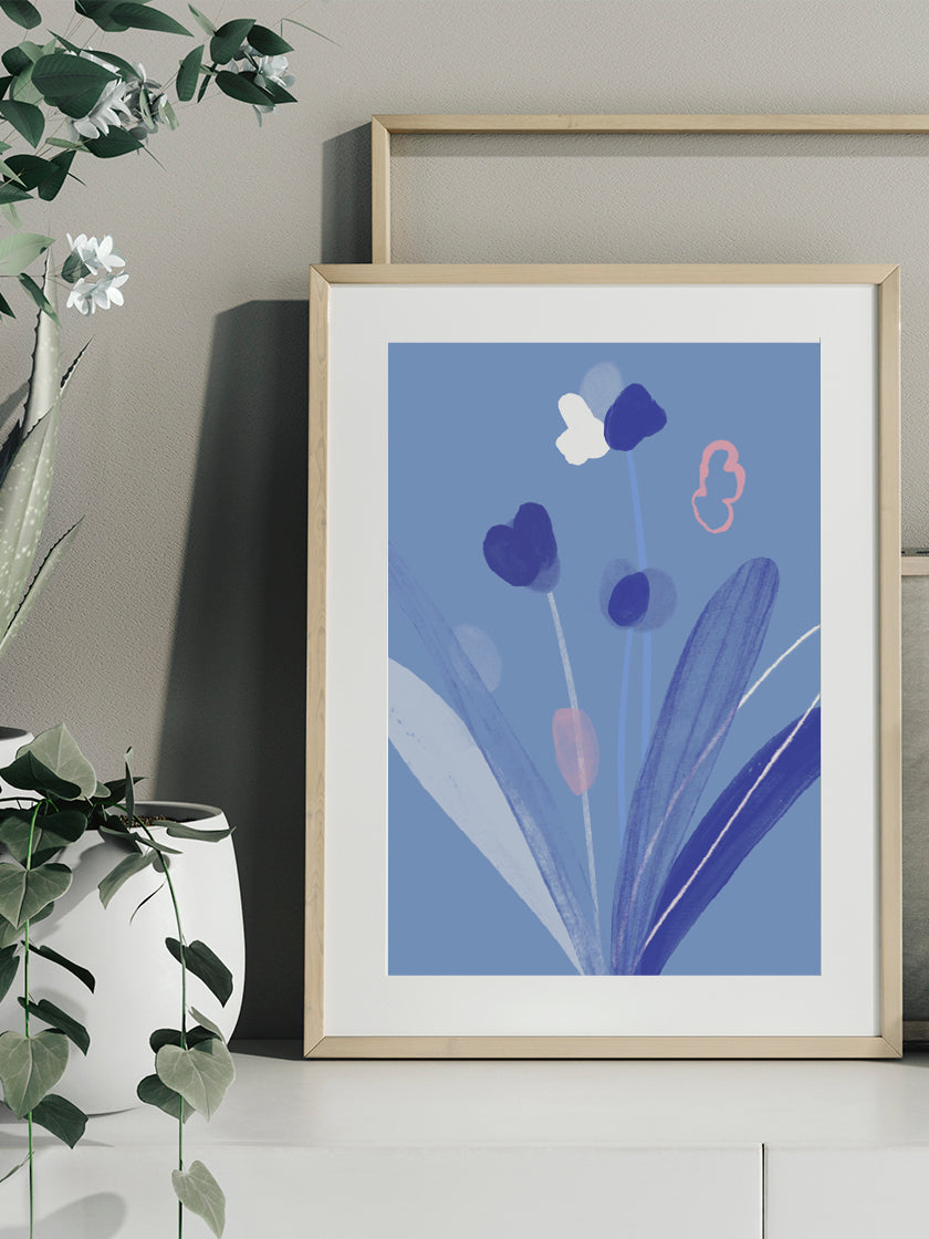 project-nord-blooming-flowers-poster-in-interior