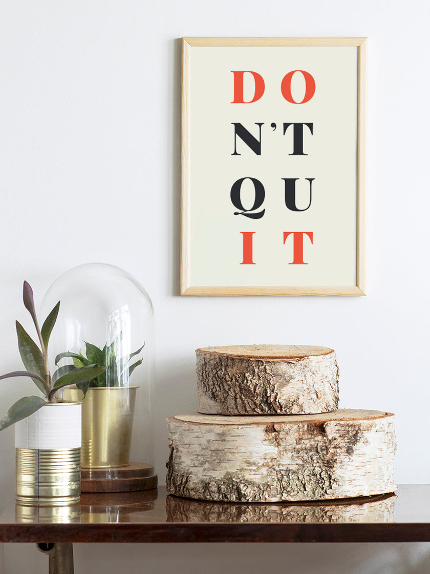dont-quit-do-it-poster-in-interior