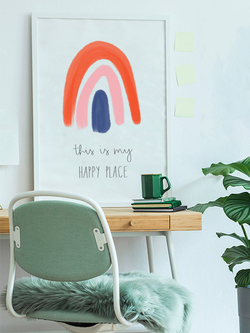 project-nord-happy-place-poster-in-interior-living-room