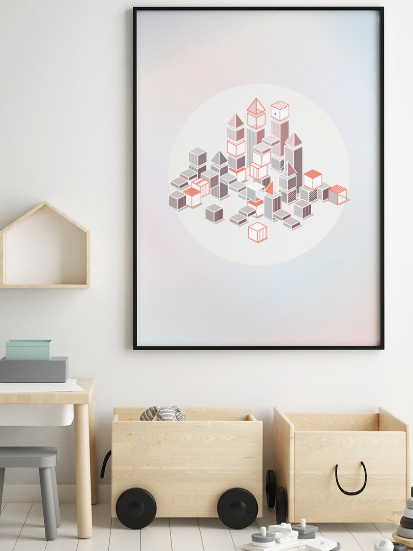 building-blocks-nursery-poster-in-interior-kids-room