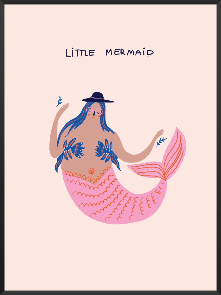 Little Mermaid - Poster