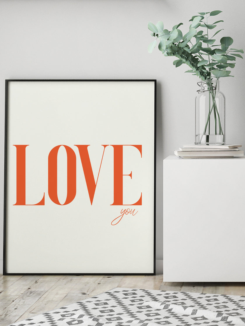 LOVE You - Poster