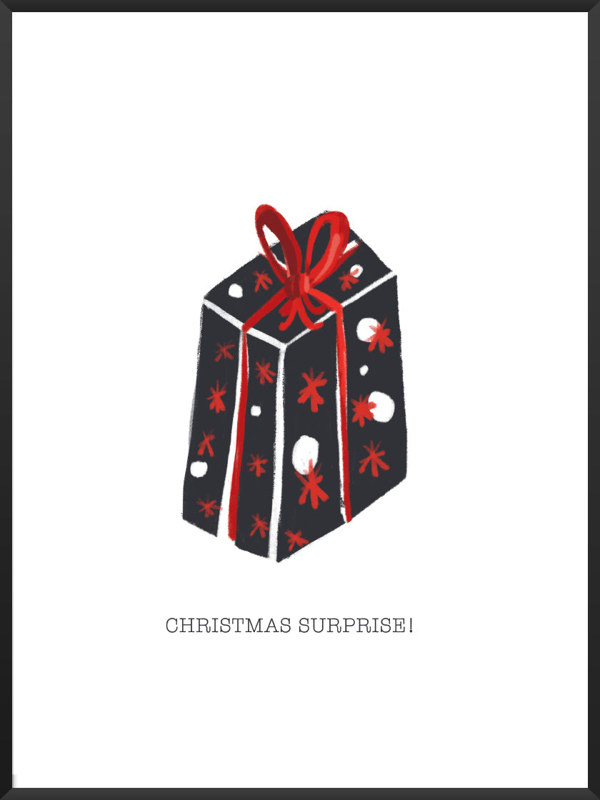 Christmas Surprise - Poster