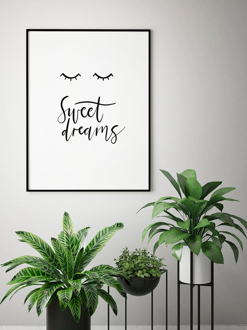 project-nord-sweet-dreams-poster-in-interior