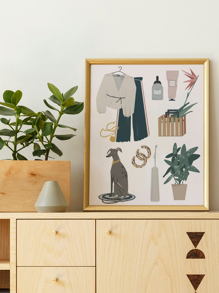 fashion-accessories-poster-in-interior