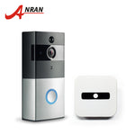 ANRAN 720P Wifi Battery Doorbell Intercom Camera 8GB SD Card