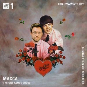 Macca - One Glove Show - 16.02.20