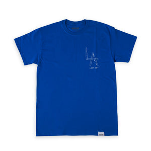 Halftime 10 Years Gripping Tee </br> Blue