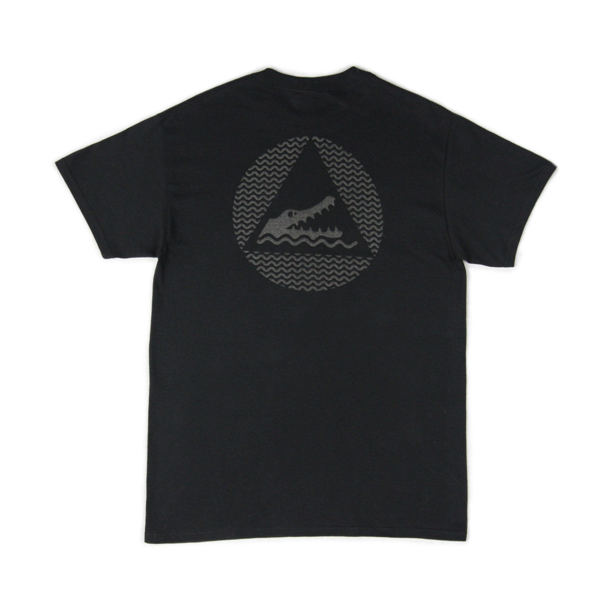 Danger Tee </br>Black