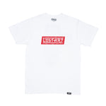 Lost Art -</br>LAgo Home Tee S/S </br>White