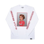 Lost Art -</br>Candy Girl Tee L/S </br>White