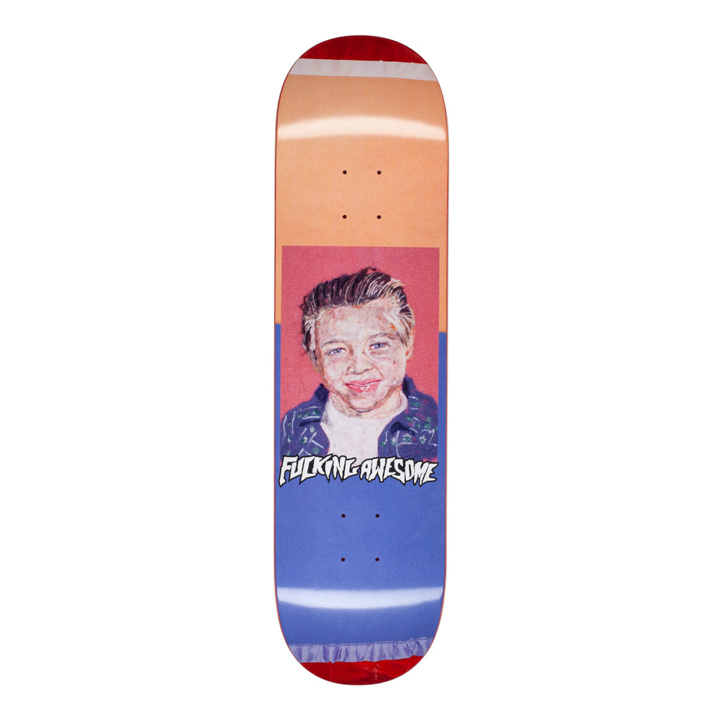 FA - Vincent Felt Class Photo deck - 8.5""