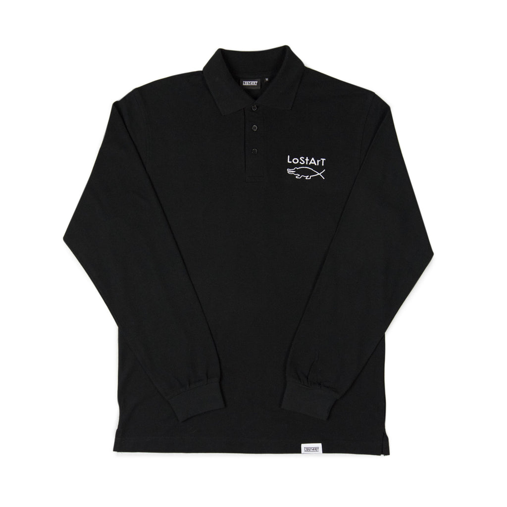 Saved Polo Shirt </br>Black