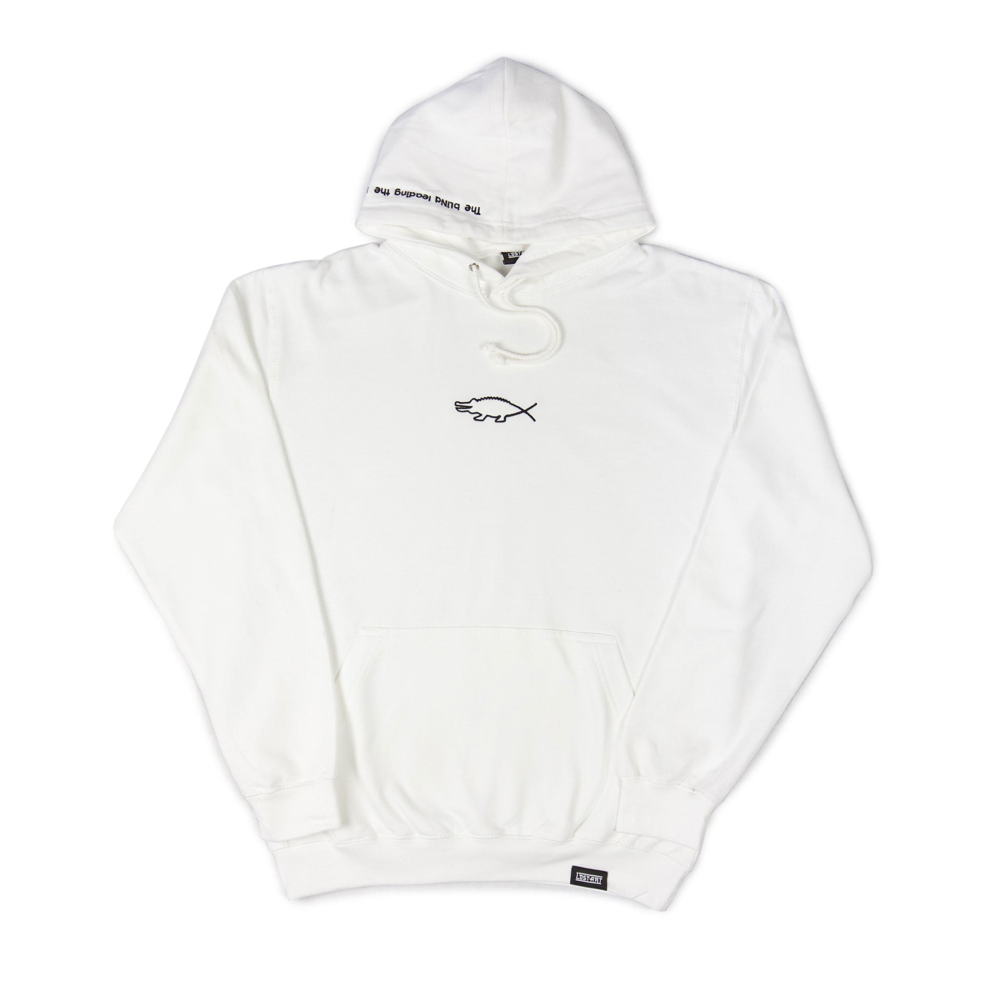 Saved Hood </br>White