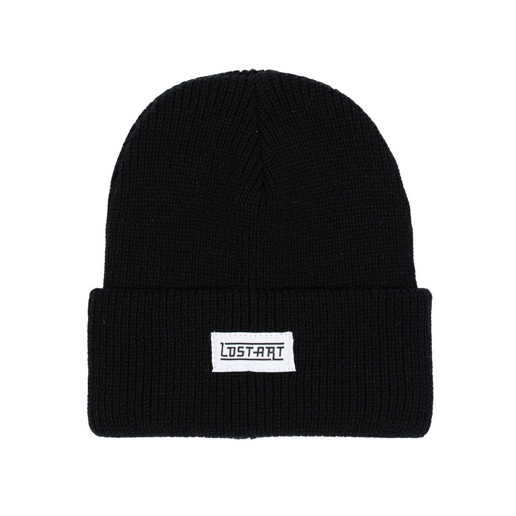 Lost Art -</br>LAgo Beanie </br>Black