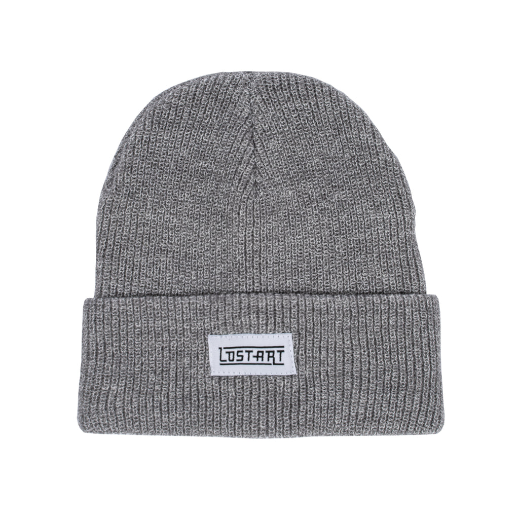 Lost Art -</br>LAgo Beanie </br>Grey