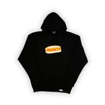 Hot Dog Hood </br>Black