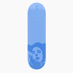 Clown Skateboards - Manifesto Dub deck - 8.5 - Light Blue