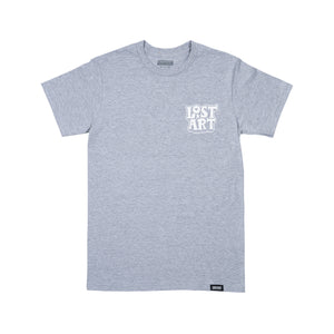 Lost Art -</br>Eye of Providence Tee S/S </br>Sport Grey