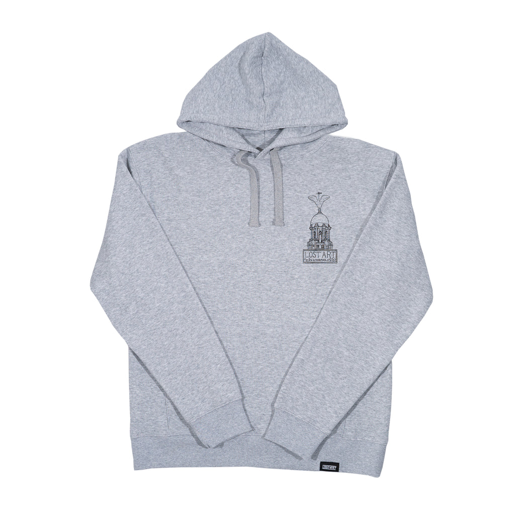 Lost Art -</br>Liver Hood </br>Sport Grey