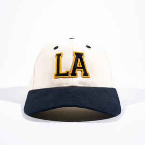 Lost Art -</br>College Cap </br>Navy/Natural