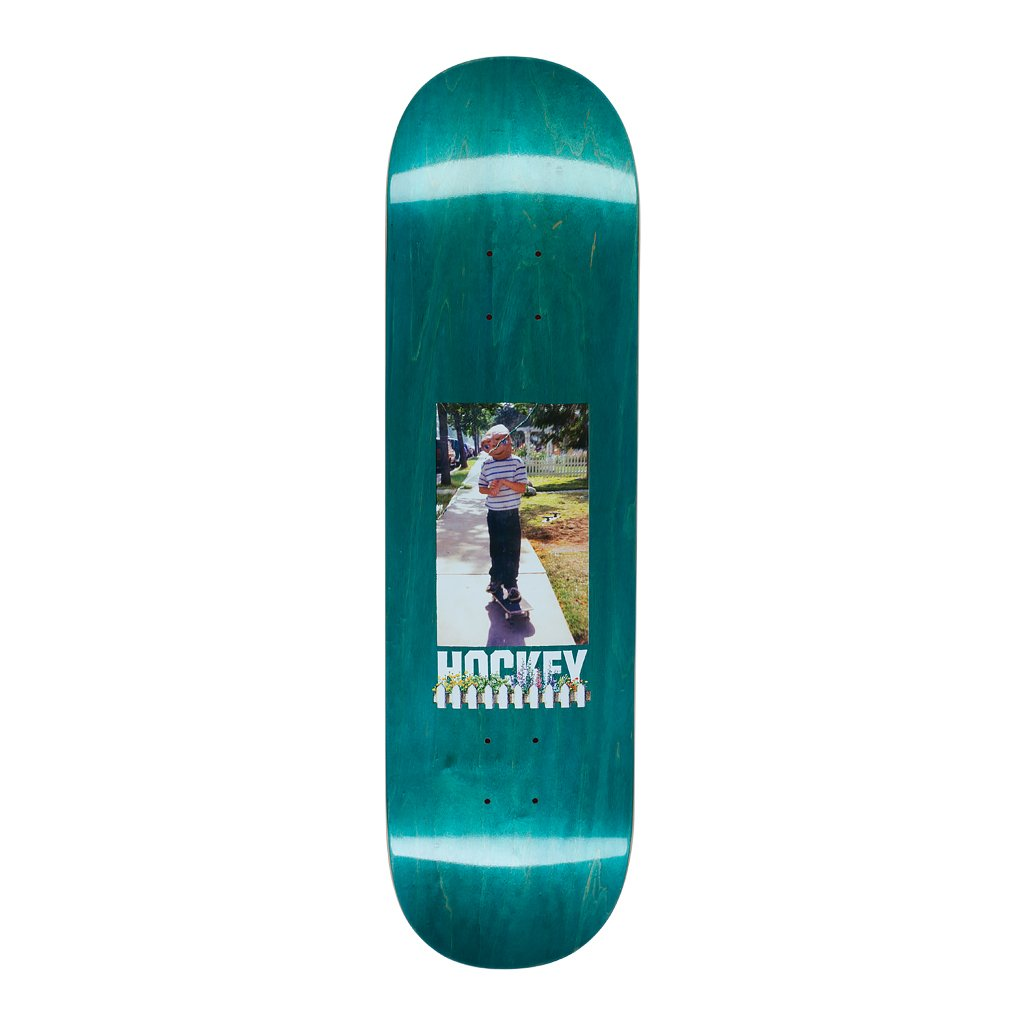 Hockey - Neighbor (John Fitzgerald) deck