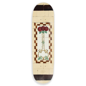 Pass Port - Tile Life (Cream) deck - 8.38""