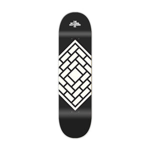 The National Skateboard Co. - Classic Black - Medium Concave