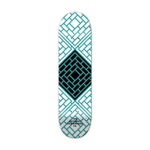 The National Skateboard Co. - Classic Blue - Medium Concave - 8.125
