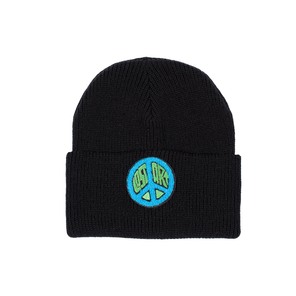 Lost Art -</br>De LA Cero Patch Beanie </br>Black