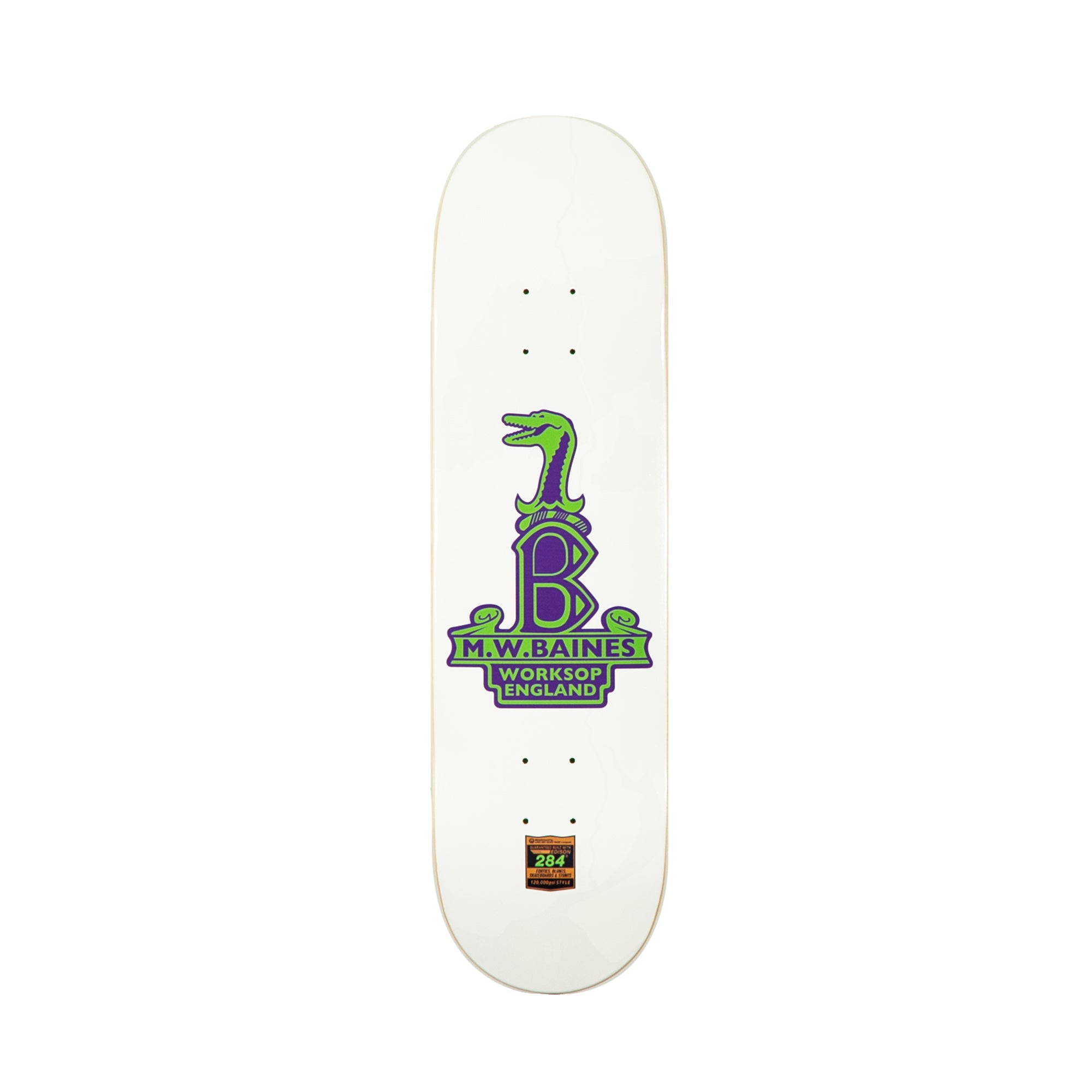 Lost Art -</br>Baines Edison (Raleigh-Gator) Deck