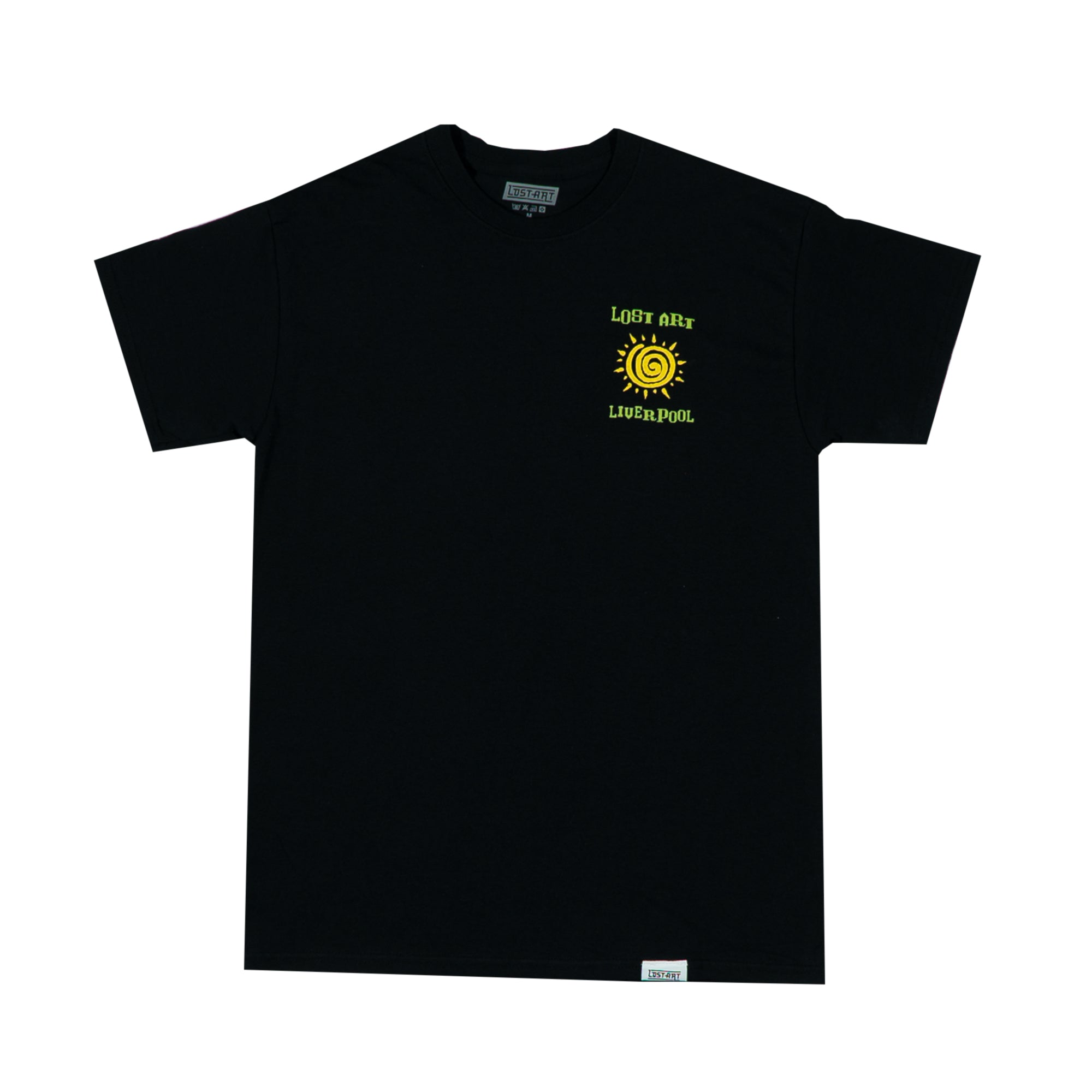 Lost Art -</br>Summertime Tee </br> Black