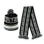 LaGO Scarf and Bobble Hat Set