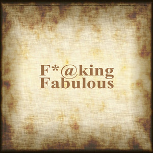 F*@king Fabulous by Tom Ford (U)