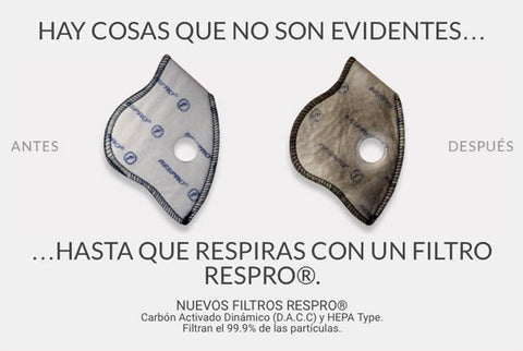 Filtros anti alergia para Allergy Mask