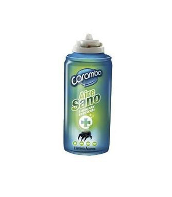 SPRAY ANTI ÁCAROS DESCARGA TOTAL - Envase de 150 ml.