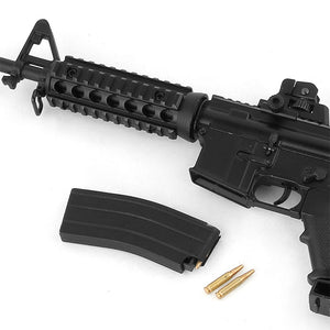 Mini Pew USA AR15 M4A1 1/3 Scale Model Replica Gun Non-Firing
