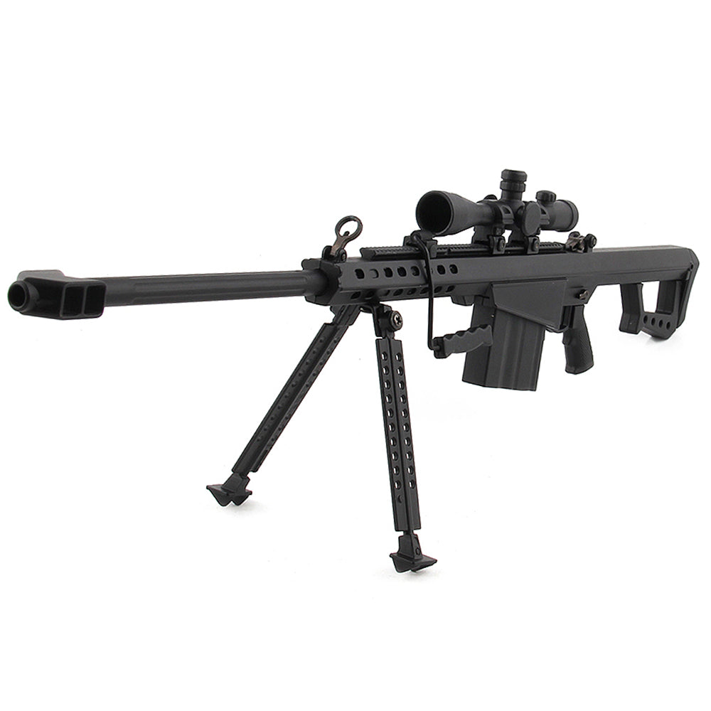 50 Cal Sniper 1/3 Scale Model Replica Gun Non-Firing