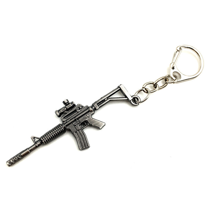 M4A1 with Scope Keychain (Small)