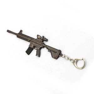 M4A1 with Scope Keychain (Medium)