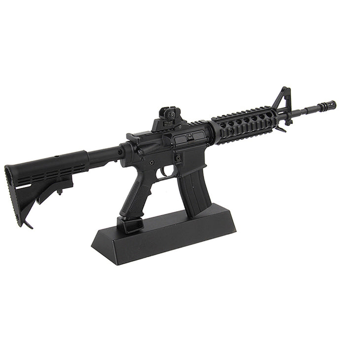 AR15 M4A1 1/3 Scale Model Replica Gun Non-Firing