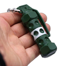 Stun/Flash Grenade Keychain (Medium)
