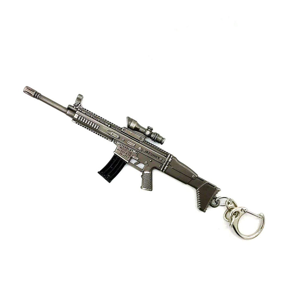 FN SCAR Keychain (Medium)