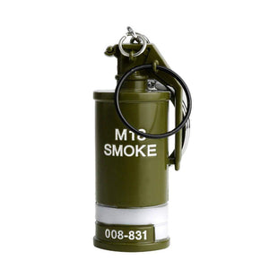 Smoke Grenade Keychain (Medium)