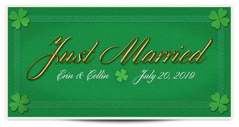 The Erin Personalized Banner
